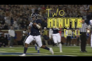 Two-Minute Drill GA Southern vs GA State