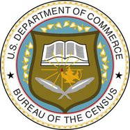 Seal of the United States Census Bureau