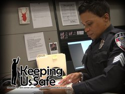 Keeping Us Safe: Sgt. Rosalyn Byrd